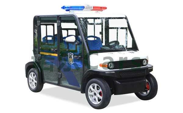 4座封闭式电动巡逻车NL-S4