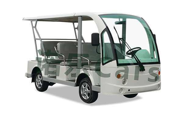 8座电动观光车NL-8F