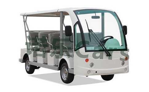 11座电动观光车NL-11F